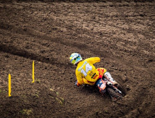 Rennbericht – FMS Swiss MX2 in Frauenfeld